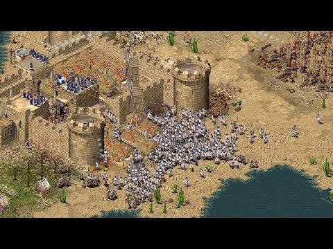 Stronghold Crusader HD - THE FALL OF SALADINS