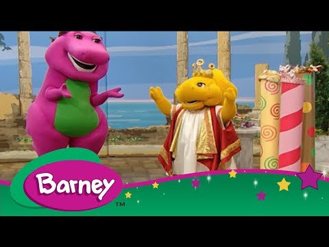 Barney - The Tale of King Midas