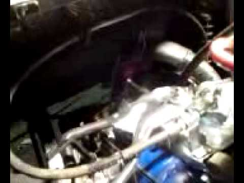 414cc lct swap into hyundai golf cart - YouTube on