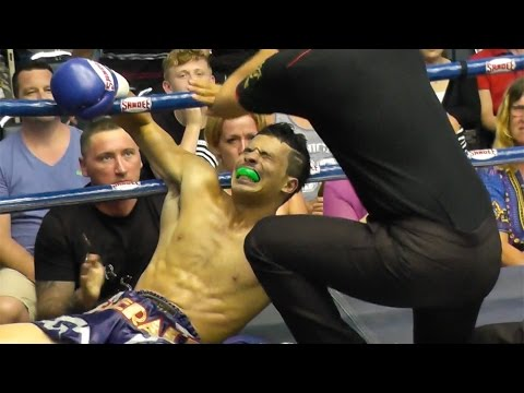 Jordan Coe Sumalee VS Pinpetch Emerald Muay Thai: Bangla Boxing Stadium, 1st April 2015