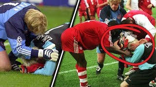 10 Most Respectful Moments In Football!