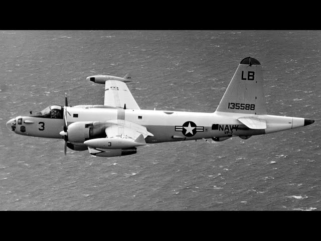 P2V NEPTUNE GOD OF THE SEAS: Part 1 of 2 - Evolution and a Crewman's Amazing Cold War Encounters