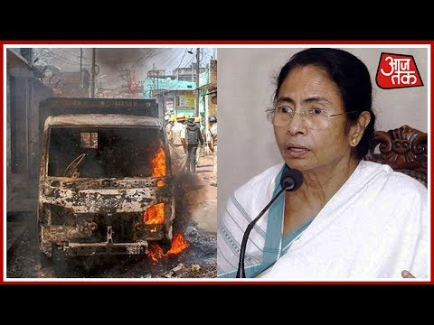 Central Government Asks Report From West Bengal Government On Asansol Communal Clashes