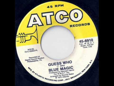Guess Who-Blue Magic-1972