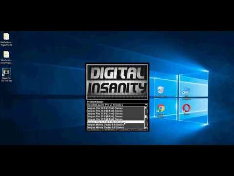 Cara Menginstall Sony Vegas Pro 13 Full Version