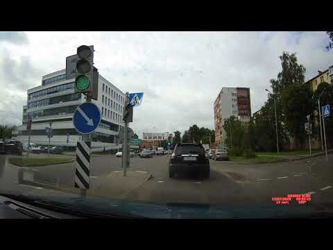 Покатушки по Минску-126 часть 1