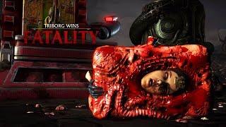 10 Most Brutal Mortal Kombat Fatalities