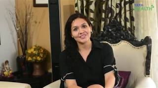 Shweta Maurya - Corporate Health Diaries by TATA Health in association with Sportzify