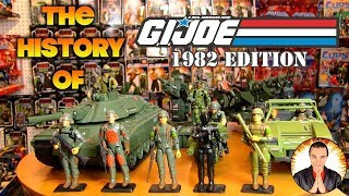 The History of GI Joe: A Real American Hero (1982 Edition)