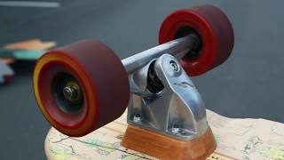 Hamboards Announces New Hamboards HST Carving Surfskate Trucks