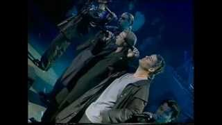 Boyzone - Baby Can I and Picture of You live at Concert of Hope 1997 and all star cast Let It Be