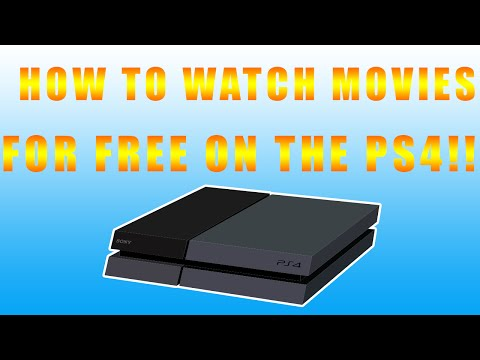 How To Watch Movies For FREE On PS4!!! (2016)(UPDATED VIDEO IN DESCRIPTION)