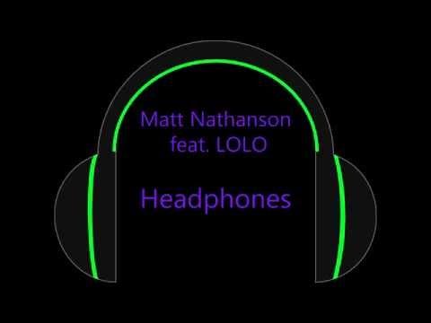 Matt Nathanson feat. LOLO -- Headphones (Lyrics)