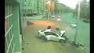 Авария Vоlкswаgen Pаssат CC Рязань