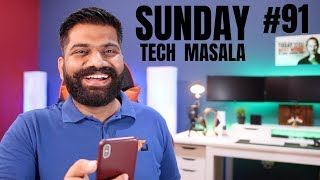 #91 Sunday Tech Masala - Upcoming Phones, Giveaways and More...#BoloGuruji