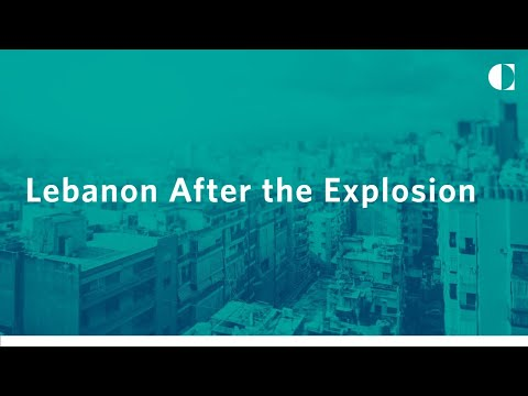 Lebanon After the Explosion