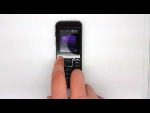 How to Hard Reset Kyocera Jax S1360 Cell Phone