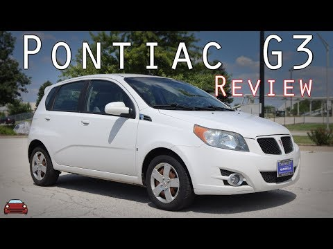 2009 Pontiac G3 Review