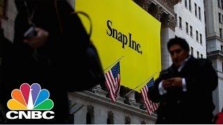 Snap Up Nearly 4% On Bullish Street Coverage | CNBC