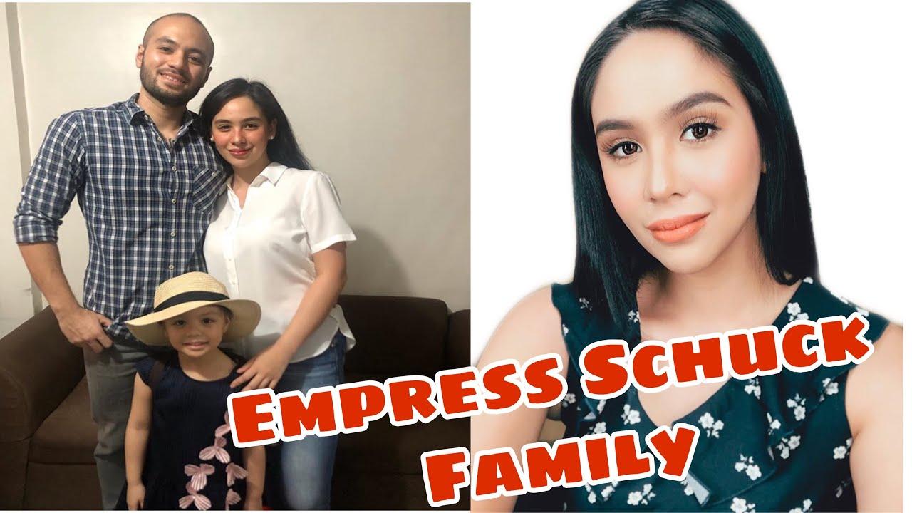 Empress Schuck Family | Empress Schuck mas lalong gumaganda