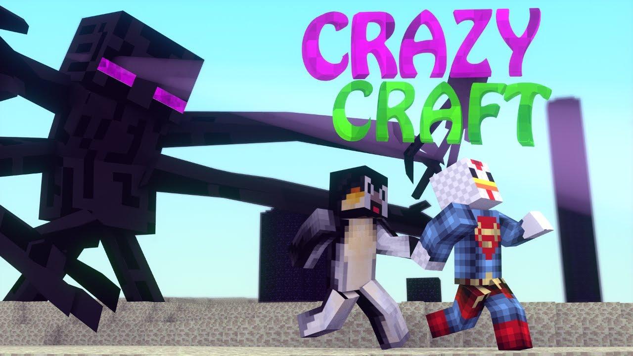 Minecraft crazycraft orespawn modded survival ep 8 for The atlantic craft minecraft