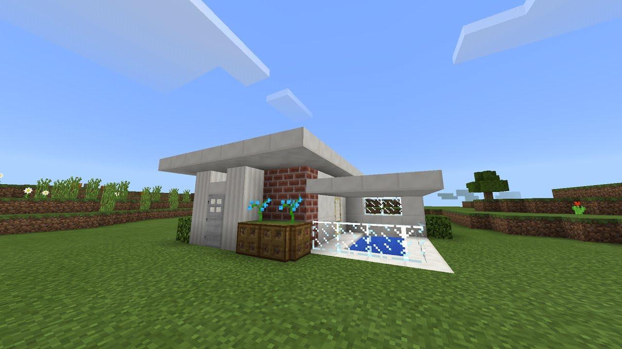 как построить механический дом в майнкрафте #10
