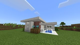 Как построить МЕХАНИЧЕСКИЙ ДОМ в МАЙНКРАФТ в стиле ХАЙ-ТЕК