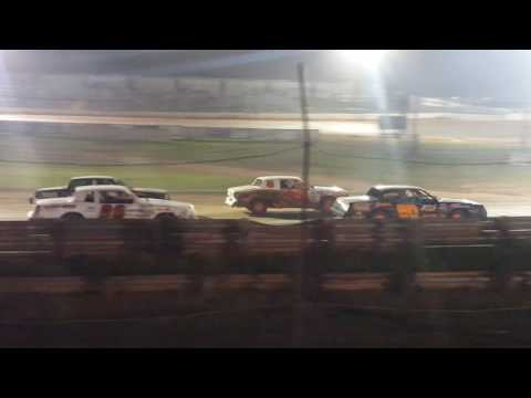 ABC Raceway Pure Stock Feature 07.09.16