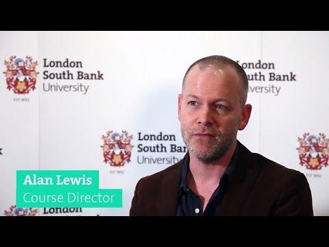 BA (Hons) Visual Effects (VFX) at London South Bank University