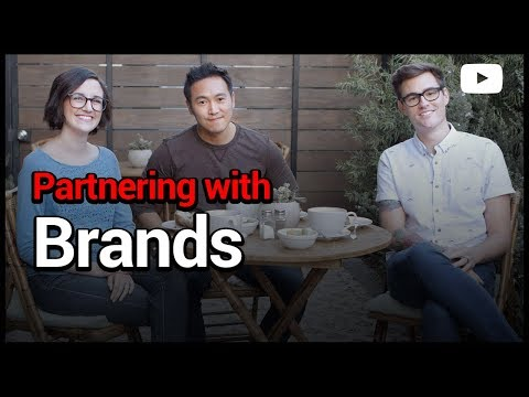 Partnering with Brands
