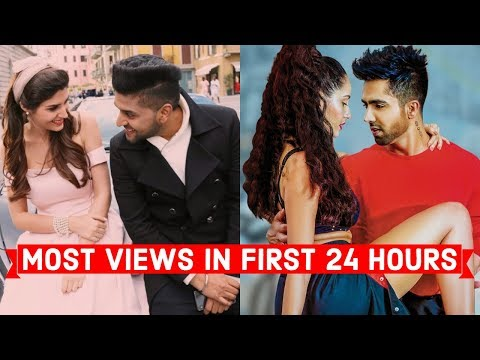 Top 15 Most Viewed Indian/Bollywood Songs in First 24 Hours