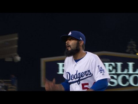 SD@LAD: Romo induces Renfroe to ground out