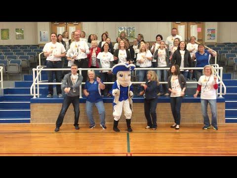 Whitehouse Primary Teacher Talent Show 2015