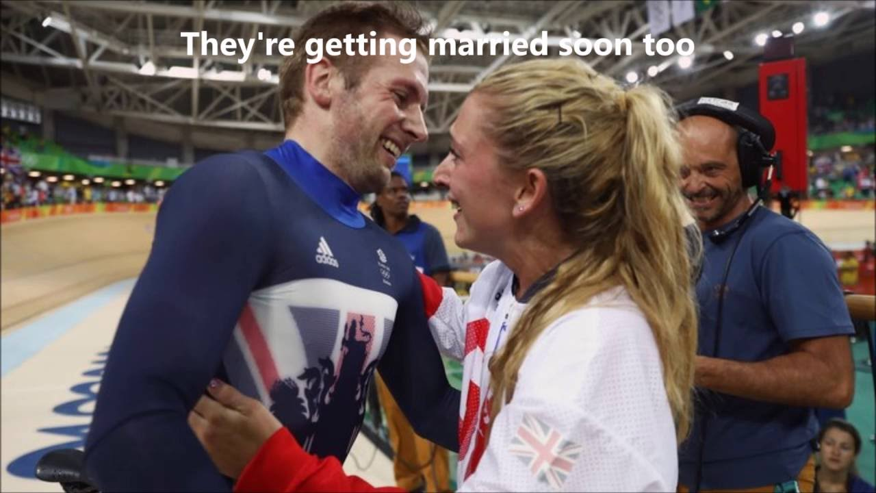 Jason Kenny And Laura Trott Cycling Gold At Rio 2016 Olympics You
