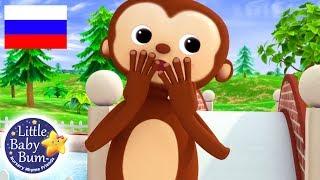 детские песенки   Чики Брики   мультфильмы для детей   Литл Бэйби Бам