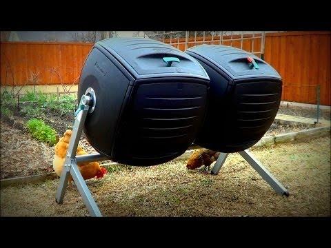 lifetime 80 gallon compost tumbler instructions