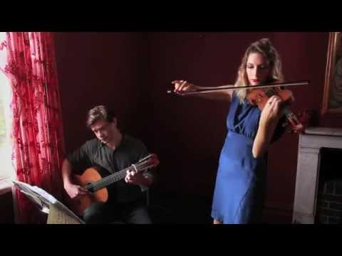 Kissing You - Des'ree cover - Stringspace - Guitar + Violin
