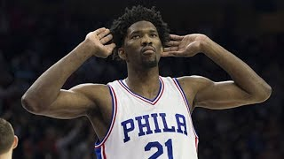 Joel embiid signs 5 year 148 million extension with 76ers!
