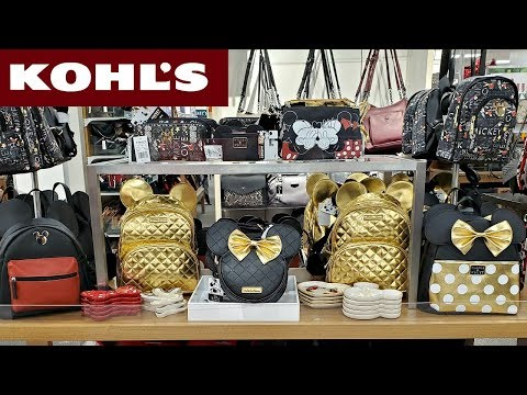 Kohl's * SHOP WITH ME * NEW MAKEUP GIFT SETS AND HANDBAGS * 2019