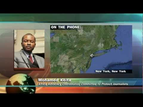 Global Journalist: Conflict erupts in northern Mali