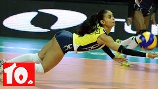 Top 10 Hottest Female Athletes of 2017