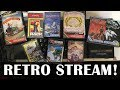 Let's Play Hewson ZX Spectrum games on the original hardware!  - Live Spectrum +3 gameplay