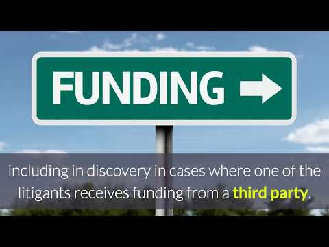 The Problem of Discovery about Litigation Funding Arrangements