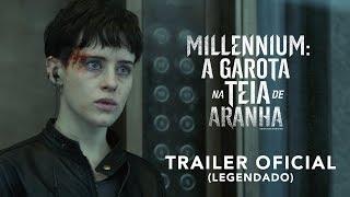 Millennium: A Garota Na Teia de Aranha | Trailer Oficial | LEG | 8 de novembro nos cinemas