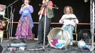 HiJinx Ceilidh Band at Ludlow Fringe Festival