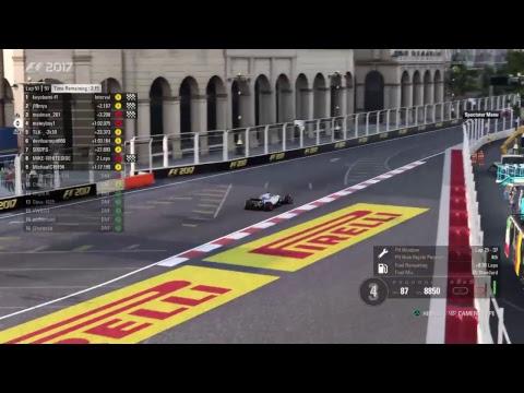 sh-racing54's Live racestation f2 f12017 Baku