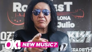 Gene Simmons Reveals The Origins Of His 'Iconic' KISS Makeup