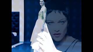 Фотосессия в образе Мадонны (клип Rain)