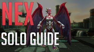 Nex Solo guide 2019 | Runescape 3
