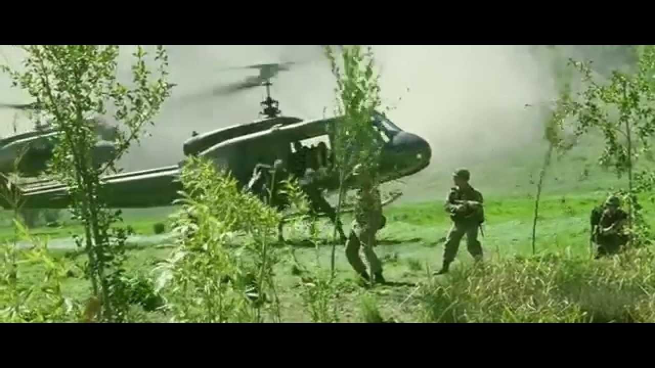 We were soldiers เรียกข้าว่าวีรบุรุษ (2002) : ฉากตัด ออกรบ